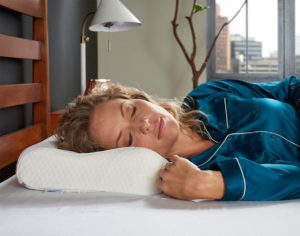 Sleeping Pillow for neck pain