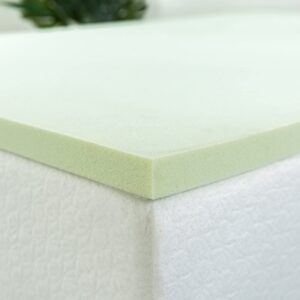 Cool Cloud Gel Memory Foam Mattress Topper With Free Cover